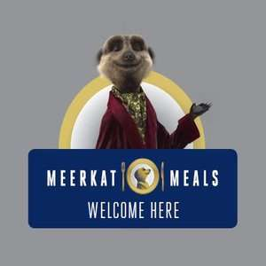 Free Prosecco or Soft Drink at Bella Italia/Café Rouge with Meerkat Meals