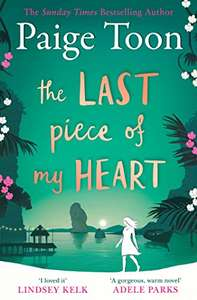 Excellent Funny Romantic Novel - Paige Toon - The Last Piece of My Heart Kindle Edition  - Free Download @ Amazon