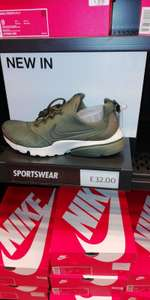 Nike Presto Fly Mens Trainers in Khaki £22.40 @ Nike Ashford