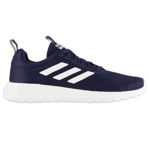cc5aee24fea1 adidas Cloudfoam Lite Racer Clean Mens Trainers Navy   White £25 + £4.99  delivery