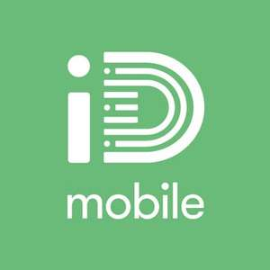 iD Pay Monthly SIM triple min for limited time : 1500 minutes / Unltd texts / 3GB data £8