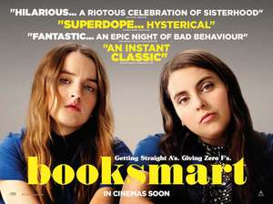 Free Screening - Booksmart - 16/05 @ Show Film First