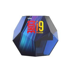 Intel Core  I9 9900k Processor - from Amazon France With Onsite Voucher - £406.31 (+£10.24 P&P)