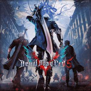 Devil May Cry 5 PSN Turkey £23