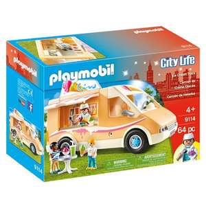 Playmobil Ice Cream Truck - 9114 only £8.50 in store Tesco clearance