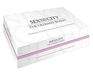 Sex and the City The Ultimate Box Set Seasons 1-6 DVD Preowned £3.69 @ Music Magpie