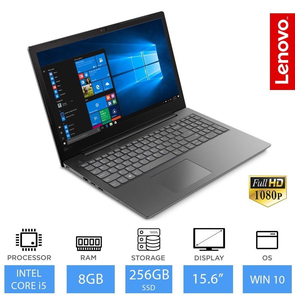 "Lenovo V130 - 15.6"" SSD Laptop Intel Core i5, 8GB RAM, 256GB SSD, Windows 10  Laptop £414.99 Laptopoutlet at ebay"
