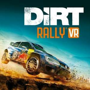 Dirt Rally & Dirt Rally VR Bundle PS4 £6.49 @ PlayStation Store