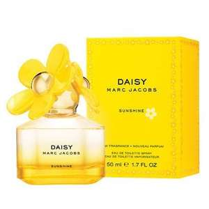 Marc Jacobs Daisy Sunshine Eau de Toilette 50ml £28.50 free delivery at superdrug Instore and online
