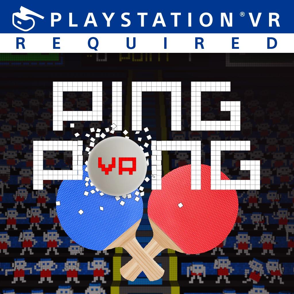 VR Ping Pong £2.49 @ UK PSN store
