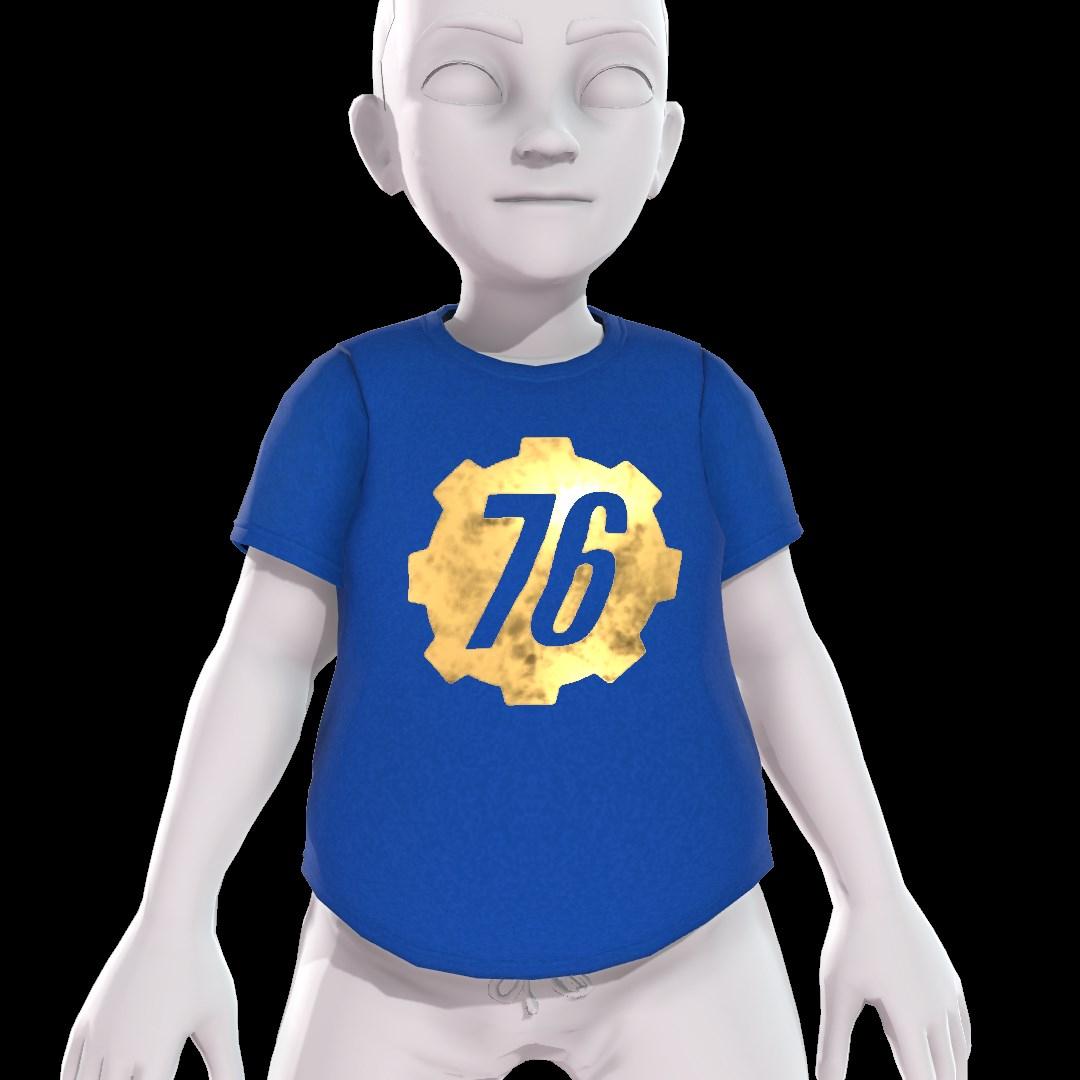 Fallout 76 (Xbox Avatar Items - Helmet/T-Shirt/Vault Suit) Free @ Microsoft Store
