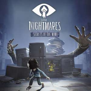 Little Nightmares Secrets of The Maw Expansion Pass - PS4 £3.19 PSN