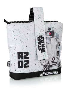 70% off Star Wars Droids Lunch Bag - £3.60 @ Clintons (£3.49 delivery)