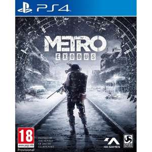 Metro Exodus (PS4/Xbox One) £29.95 Delivered @ The Game Collection