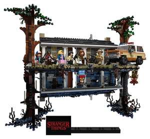 LEGO 75810 STRANGER THINGS THE UPSIDE DOWN SET PRE ORDER VIP ACCESS - £179.99 @ Lego Shop