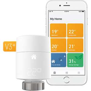 tado Smart Radiator Thermostat Vertical Quattro Pack £155 delivered @ AO
