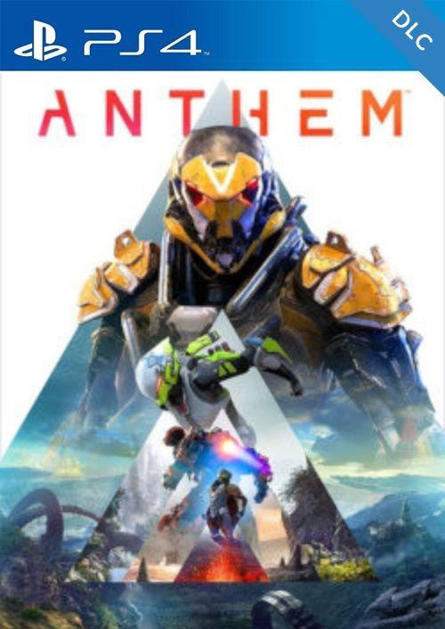 Anthem PS4 DLC - £1.49 @ CDKeys