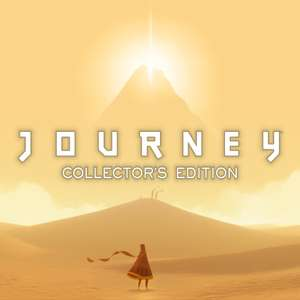 Journey Collector's Edition (PS4 & PS3 - includes Journey, Flow and Flower) £4.99 @ PlayStation Network