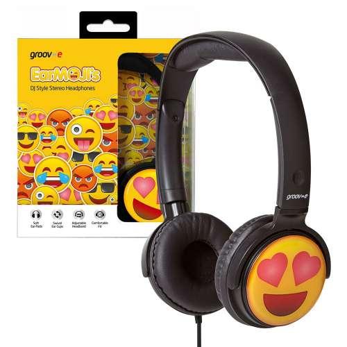 Groove Emoji Cool Kids Headphones £5 ASDA instore