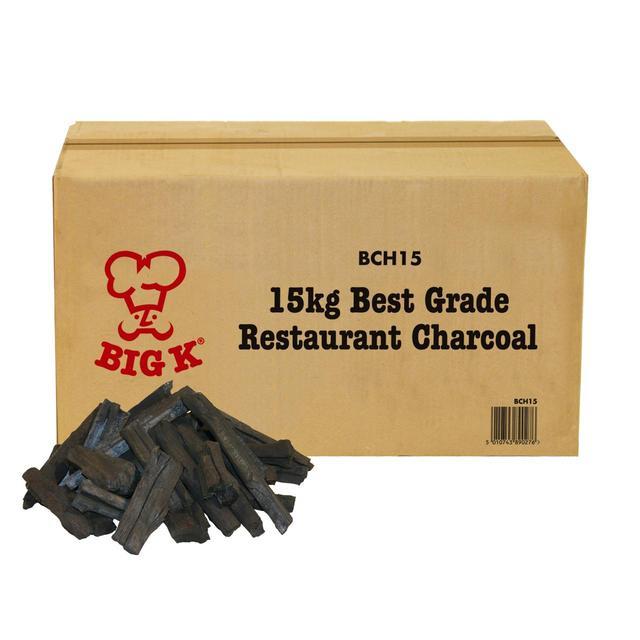3 for 2 on Big K restaurant grade Coal from Ocado - £51.98