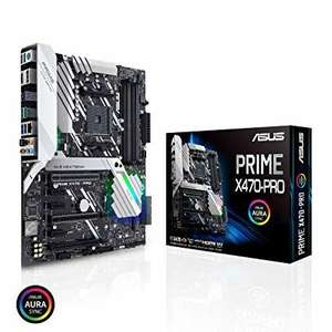 ASUS X470 Prime X470-PRO Motherboard - Black £135.59 @ Amazon