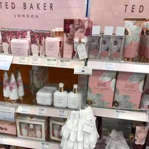 Boots in store clearance on Ted Baker - Cardiff from £3