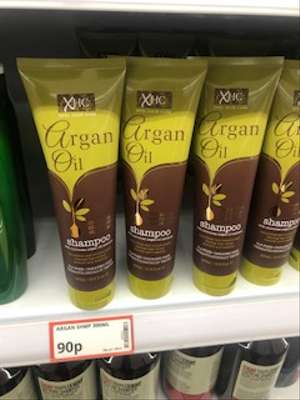 Xhc Argon Oil Shampoo 300ML Found Instore @ Poundstretcher (Great Yarmouth Town Centre)