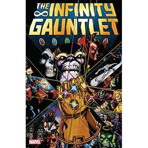 Infinity Gauntlet (Marvel Comics) and other Infinity Series, Hulk & DC books Free to read with PRIME @ Amazon