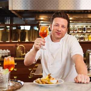 £10 off and a free Aperol Spritz @ Jamie's Italian