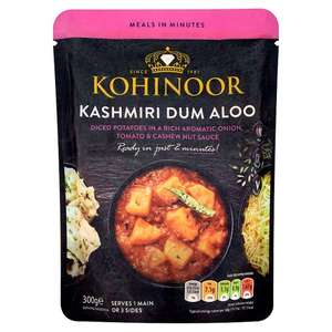Kohinoor Kashmiri Dum Aloo 300G @ Poundstretcher Instore (Great Yarmouth Town Centre) £0.79