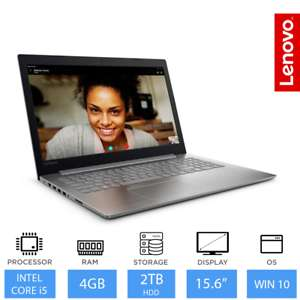 """Lenovo IdeaPad 320- 15.6"""" Intel Core i5 Laptop 3.1GHz Turbo 4GB RAM, 2TB HDD £309.99 Delivered at Laptop Outlet / eBay"""
