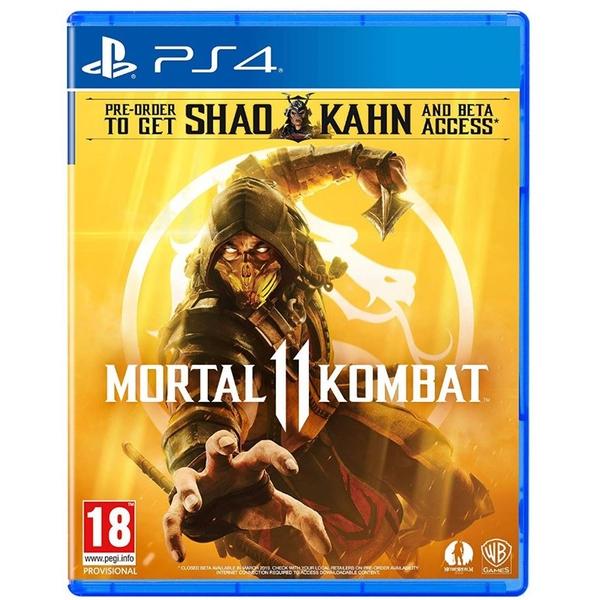 Mortal Kombat 11 (PS4) - £36.85 delivered @ ShopTo