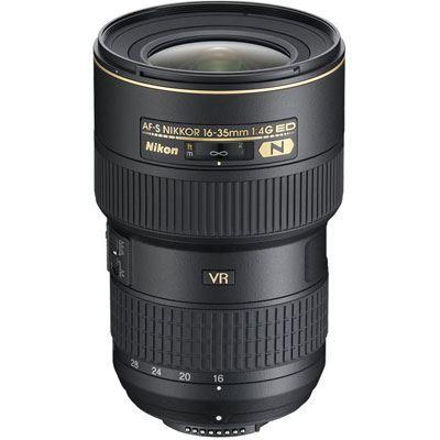 Nikon 16-35mm f4 G AF-S ED VR Lens - £809 @ Wex Photo Video