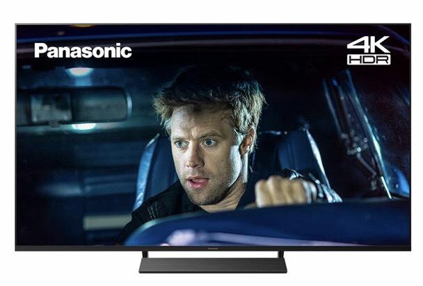 Panasonic TX58GX800B New 2019 Model 58 inch 4K Ultra HD HDR Smart LED TV Freeview Play - £814 @ Hughes Direct EBay