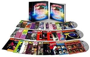 Showaddywaddy The Complete Singles Collection 1974 - 1987 Limited Signed Edition Collector's Edition Box Set @ Amazon £30.01