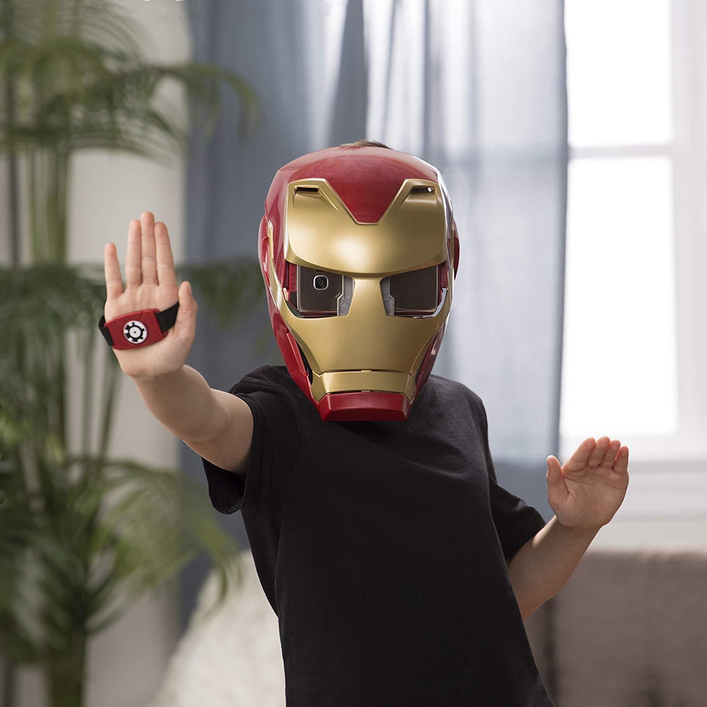 Marvel Avengers: Infinity War Hero Vision Iron Man AR Experience - £19.99 at Amazon Prime (+£4.99 non-Prime)