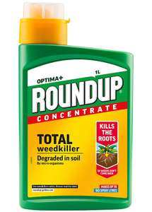 Roundup Optima+ Weedkiller 1L - £21.99 @ Amazon