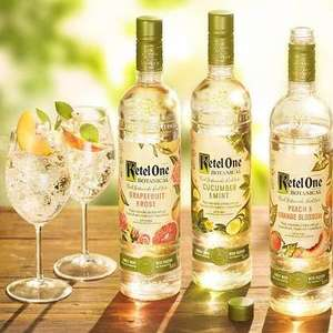 Free Ketel One botanical cocktail, 3 flavours, with All Bar One email sign up until 10 June 2019