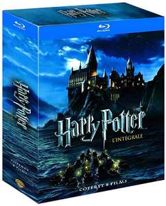 Harry Potter Complete Collection (8 Blu-ray Discs) £13.43 delivered @ Amazon France