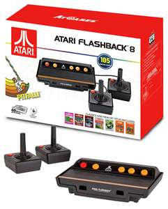 Atari Flashback 8 Standard Games Console with 105 Games £19.99 @ Argos