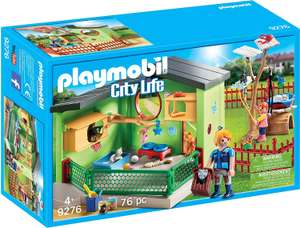 Playmobil 9276 City Life Purrfect Stay Cat Boarding NOW £14.99 (Prime) / £19.48 (non Prime) at Amazon