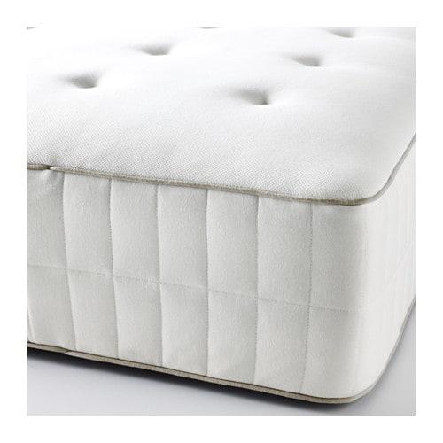 HOKKÅSEN  Pocket sprung mattress £359 for IKEA family members