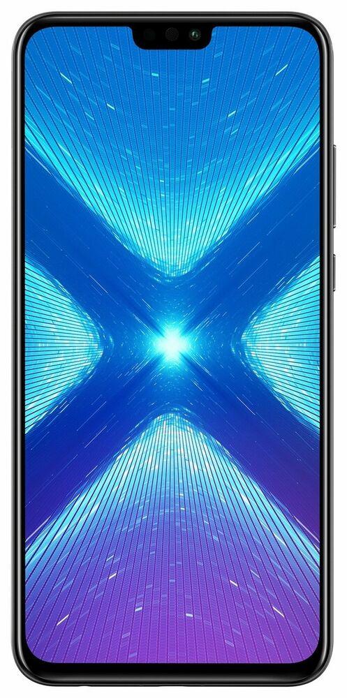 SIM Free Honor 8X 6.5 Inch 64GB 20MP Dual Sim Mobile Phone - Black Refurbished £159.99 @ Argos  Ebay