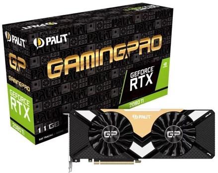 (Open Box) Palit GeForce RTX 2080 Ti 11GB GamingPro Turing Graphics Card - £804.49 @ Box