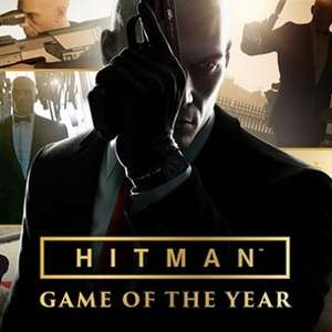 Hitman Game of the Year Edition £8.49 Fanatical