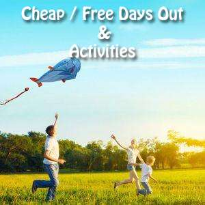 Looking for Cheap / Free Days Out & Things to do in the School Holidays? Hope these Help
