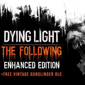 Dying Light: The Following – Enhanced Edition £12.59 at fanatical