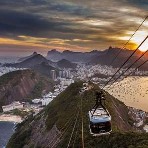 London Gatwick to Rio De Janeiro Direct Return Flights £319.80 return (May to June + Sep to Dec dates) @ Norwegian Airways