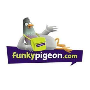 25% off cards & personalised gifts at Funky Pigeon with code MAY25