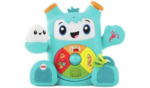Fisher price dance and groove rockit half price - £17.49 at the entertainer website (free C&C) or amazon